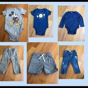 Old Navy Lot 6 items 18-24 months